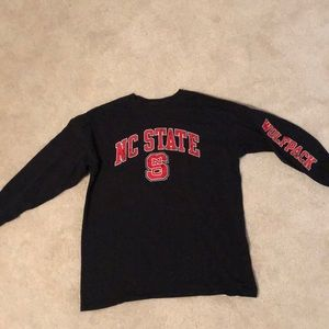 North Caroline State t shirt